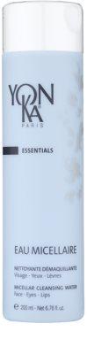 Yon-Ka Essentials agua micelar limpiadora desmaquillante