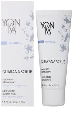 Yon-Ka Essentials pleťový peeling s detoxikačním účinkem 1