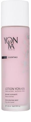 Yon-Ka Essentials rewitalizująca mgiełka bez alkoholu do skóry suchej