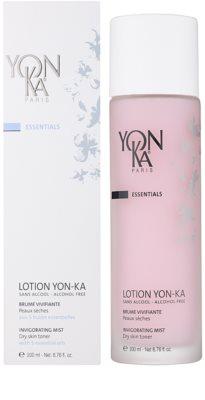 Yon-Ka Essentials revitalizační mlha bez alkoholu pro suchou pleť 2