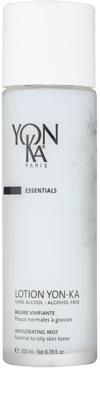 Yon-Ka Essentials revitalizáló permet alkohol nélkül normál és zsíros bőrre
