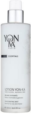 Yon-Ka Essentials revitalizáló permet alkohol nélkül normál és zsíros bőrre 1