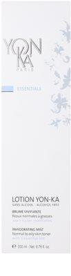 Yon-Ka Essentials revitalizační mlha bez alkoholu pro normální až mastnou pleť 3