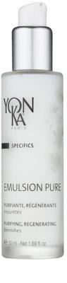 Yon-Ka Specifics emulsja oczyszczająca do skóry z niedoskonałościami 1