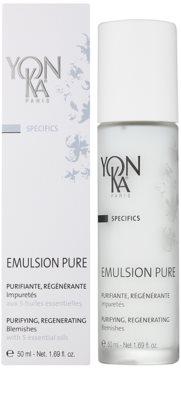 Yon-Ka Specifics emulsja oczyszczająca do skóry z niedoskonałościami 2