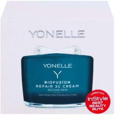 Yonelle Biofusion 3C crema restauradora con efecto rejuvenecedor 4