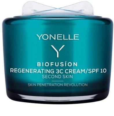 Yonelle Biofusion 3C creme regenerador   SPF 10