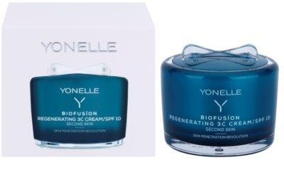 Yonelle Biofusion 3C creme regenerador   SPF 10 3