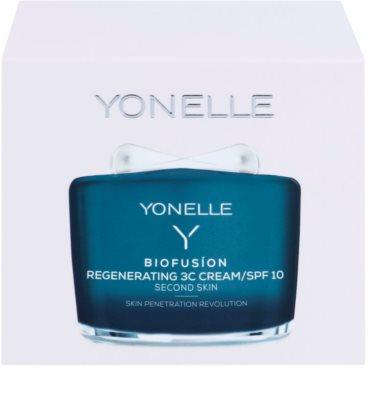 Yonelle Biofusion 3C regenerierende Creme SPF 10 4
