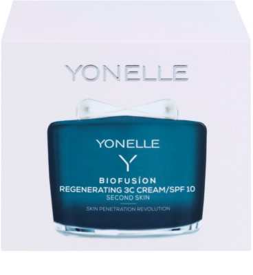 Yonelle Biofusion 3C creme regenerador   SPF 10 4