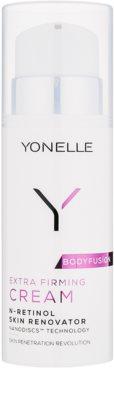 Yonelle Bodyfusion crema ultra reafirmante  para el cuerpo