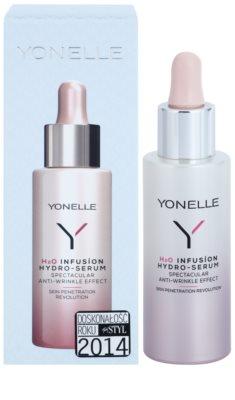 Yonelle H2O Infusion intensives feuchtigkeitsspendendes Serum mit glättender Wirkung 2