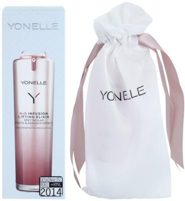 Yonelle H2O Infusion Lifting-Elixier für klare und glatte Haut 1