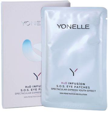 Yonelle H2O Infusion SOS маска для шкіри навколо очей з ліфтинговим ефектом 1