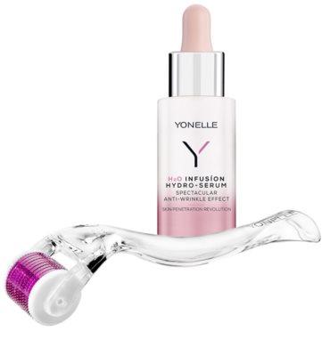 Yonelle H2O Infusion Tratamento noturno para a revitalização e hidratação de pele madura