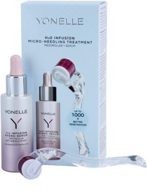 Yonelle H2O Infusion комплексна нощна грижа за ревитализиране и хидратиране на зряла кожа 1