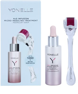 Yonelle H2O Infusion комплексна нощна грижа за ревитализиране и хидратиране на зряла кожа 2