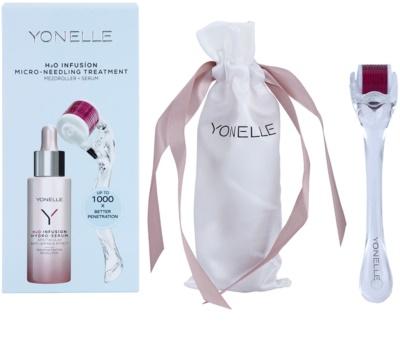 Yonelle H2O Infusion komplex éjszakai ápolás az érett bőr revitalizálására és hidratálására 3
