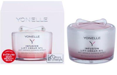 Yonelle Infusion intensive Liftingcreme für straffe Haut 3