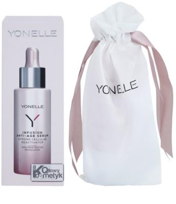 Yonelle Infusion Antifalten Serum mit glättender Wirkung 1