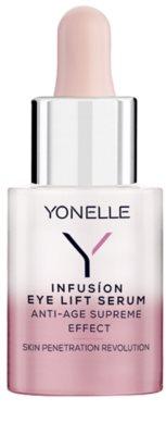 Yonelle Infusion ser pentru ochi cu efect lifting