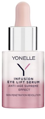 Yonelle Infusion serum za predel okoli oči z učinkom liftinga