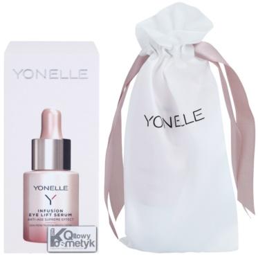 Yonelle Infusion szemkörnyékápoló szérum lifting hatással 1