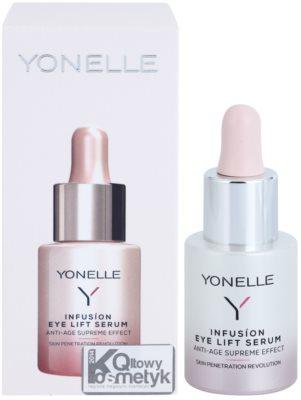 Yonelle Infusion szemkörnyékápoló szérum lifting hatással 2