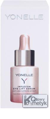 Yonelle Infusion szemkörnyékápoló szérum lifting hatással 3