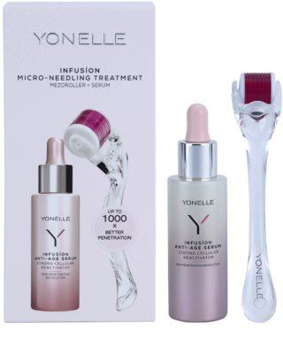Yonelle Infusion Cuidado para pele madura e firme 2