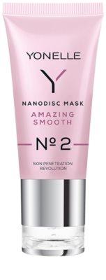 Yonelle Nanodisc Mask Amazing Smooth N° 2 intensive Nacht-Maske für schnelle Regeneration trockener und dehydrierter Haut 40+