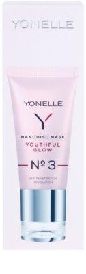 Yonelle Nanodisc Mask Youthful Glow N° 3 maska nanodyskowa N°3 młodzieńczy blask 3