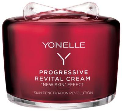 Yonelle Progressive відновлюючий крем для шкіри обличчя проти розтяжок та зморшок