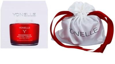 Yonelle Progressive відновлюючий крем для шкіри обличчя проти розтяжок та зморшок 2