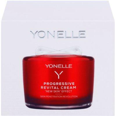 Yonelle Progressive відновлюючий крем для шкіри обличчя проти розтяжок та зморшок 4