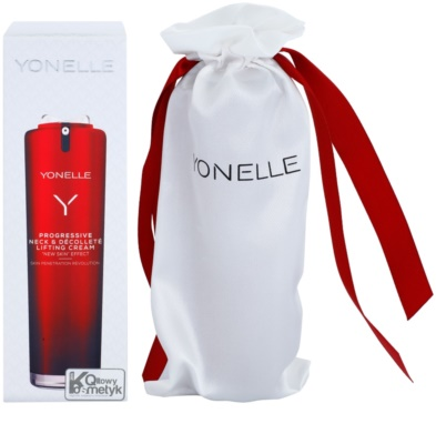 Yonelle Progressive нічний крем-ліфтинг для шиї та декольте 1