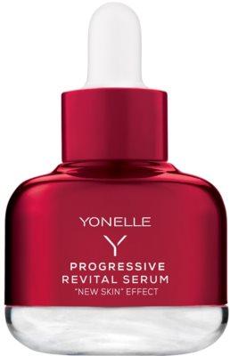 Yonelle Progressive revitalisierendes Serum Creme zur Wiederherstellung der Festigkeit der Haut