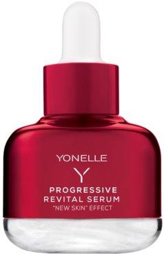 Yonelle Progressive revitalizáló szérum a bőr feszességének megújítására