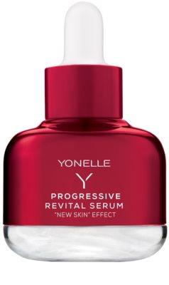 Yonelle Progressive sérum revitalizante para recuperar a firmeza da pele