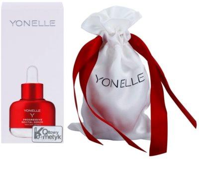 Yonelle Progressive revitalizáló szérum a bőr feszességének megújítására 1
