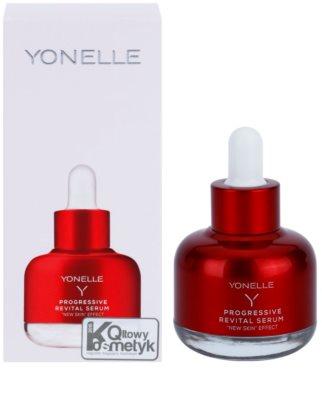 Yonelle Progressive revitalizáló szérum a bőr feszességének megújítására 2