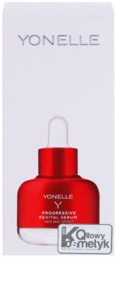 Yonelle Progressive revitalizáló szérum a bőr feszességének megújítására 3
