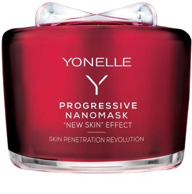Yonelle Progressive наномаска для миттєвого відновлення шкіри