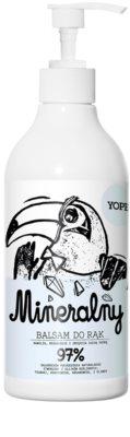 Yope Mineral feuchtigkeitsspendender Balsam für die Hände