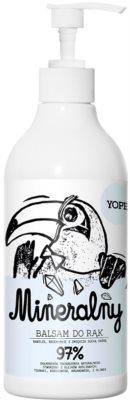 Yope Mineral ro balsam hidratant de maini