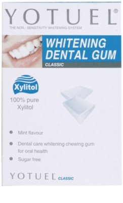 Yotuel Classic žvýkačky s bělicím účinkem 2