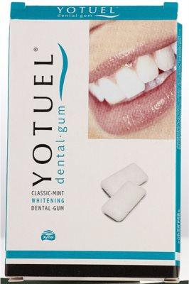 Yotuel Classic žvýkačky s bělicím účinkem