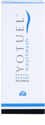 Yotuel Mouthwash apa de gura cu efect de albire 2