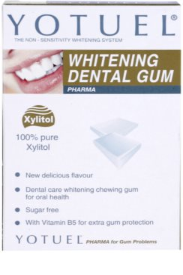 Yotuel Pharma B5 žvýkačky s bělicím účinkem 3