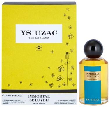 Ys Uzac Immortal Beloved Eau de Parfum unissexo